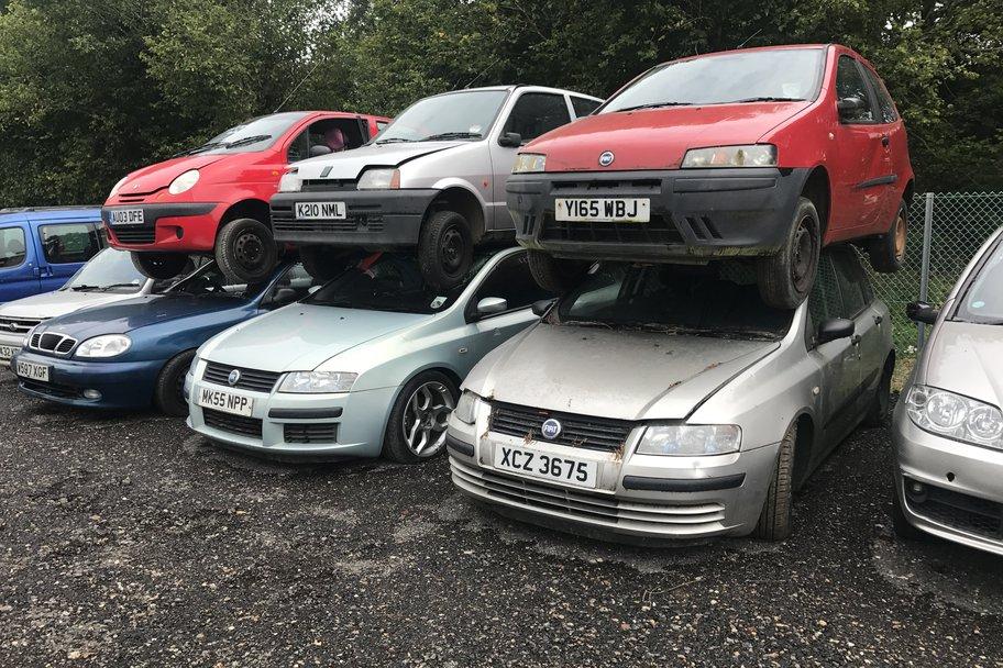 Scrap My Car Clacton - Assington Autos - Car Breakers & Car Parts