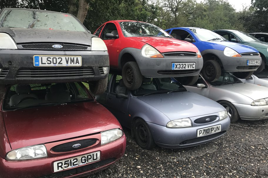 Scrap My Car Bury St Edmunds | Best Price Paid for Scrap Cars in Suffolk