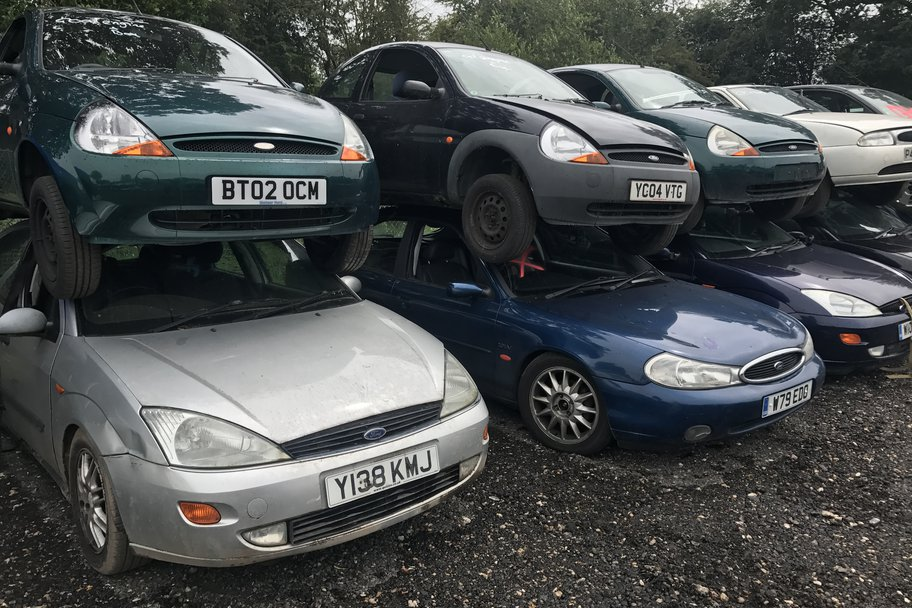 Scrap My Car Southend-on-Sea - Car Breakers Basildon - Best Price Paid
