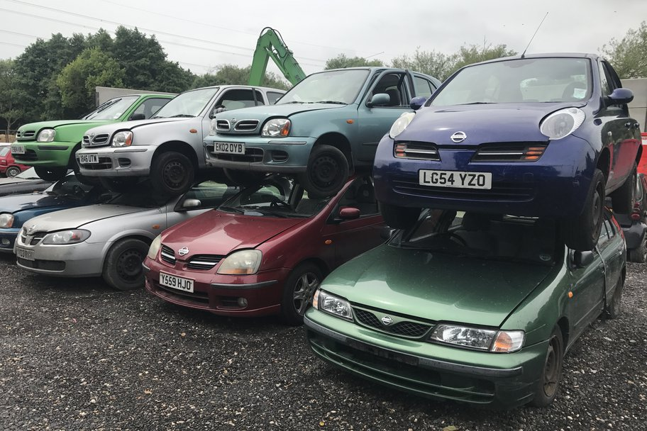 Scrap My Car Beccles - Scrap Car Collection Suffolk - Best Price Paid